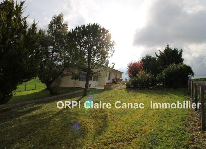 Maison à vendre 114m2 à Saint-Paul-Cap-de-Joux
