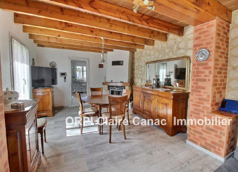 Maison à vendre 112m2 à Saint-Sulpice-la-Pointe