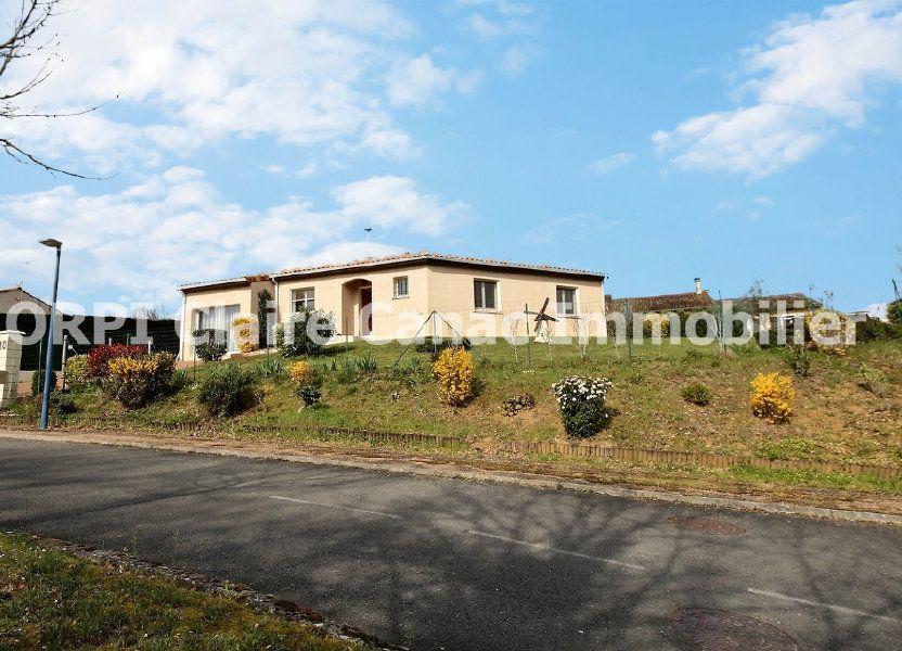 Maison à vendre 112.71m2 à Saint-Paul-Cap-de-Joux