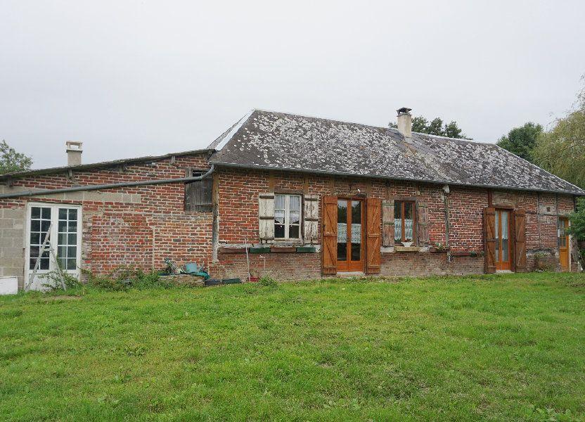 Maison à vendre 74m2 à Gournay-en-Bray