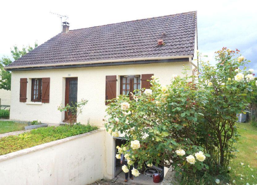Maison à vendre 90m2 à Gournay-en-Bray