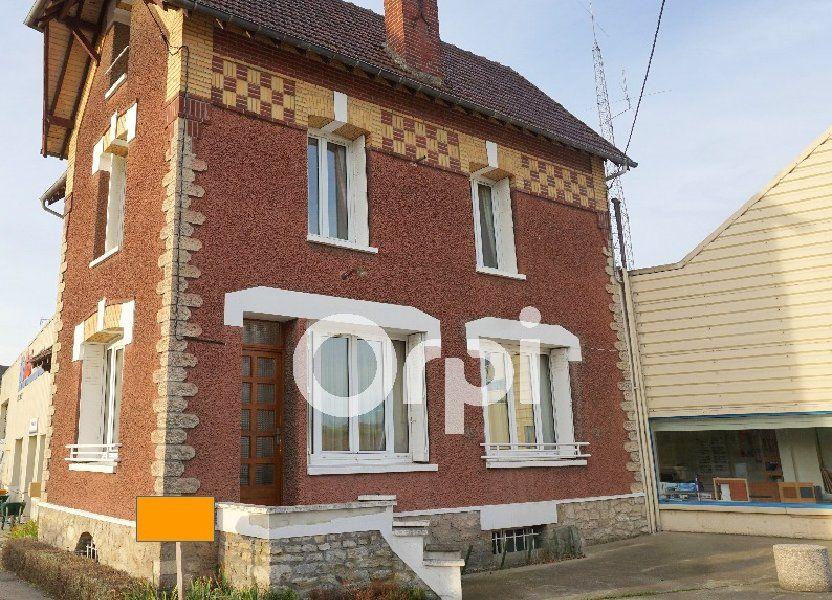 Maison à vendre 96m2 à Gournay-en-Bray