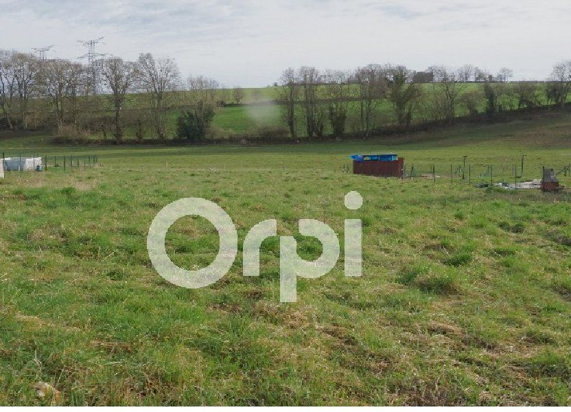Terrain à vendre 1011m2 à Gournay-en-Bray