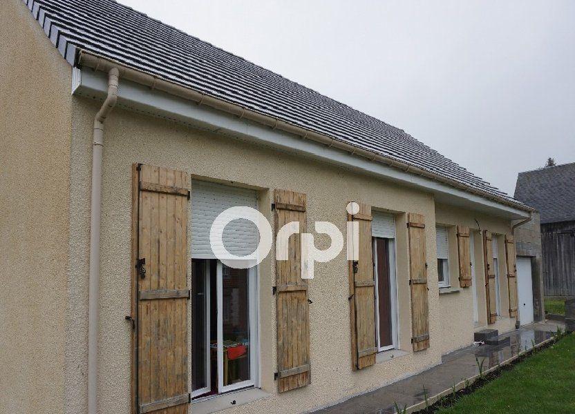 Maison à vendre 96.17m2 à Argueil