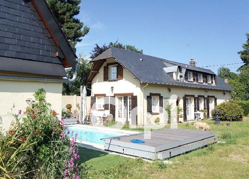 Maison à vendre 199m2 à Gournay-en-Bray