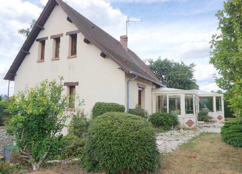 Maison à vendre 126m2 à Gournay-en-Bray