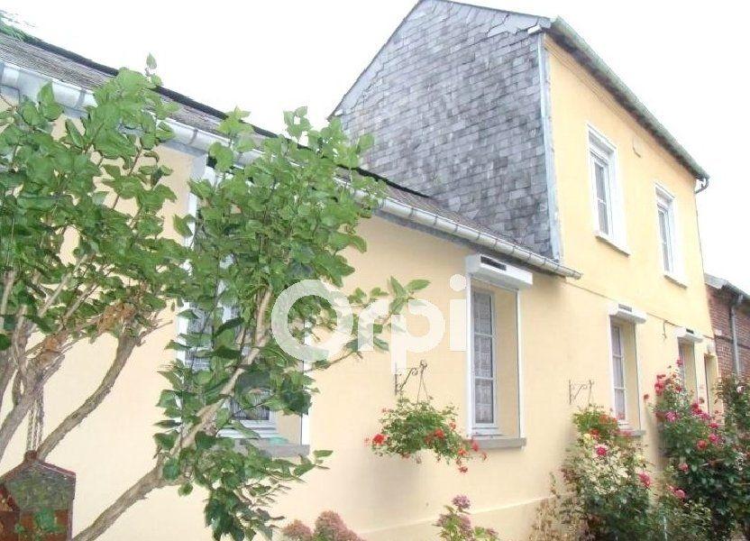 Maison à vendre 60m2 à Gournay-en-Bray
