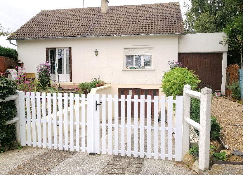 Maison à vendre 59.96m2 à Gournay-en-Bray