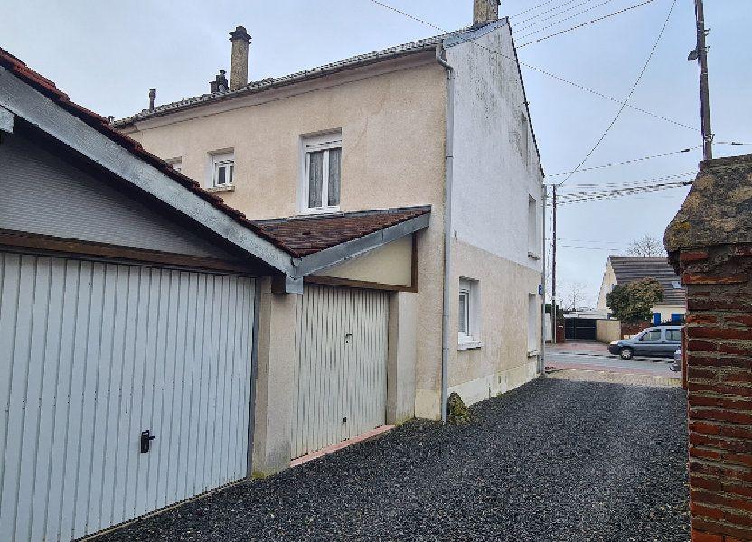 Maison à vendre 90m2 à Sainte-Geneviève