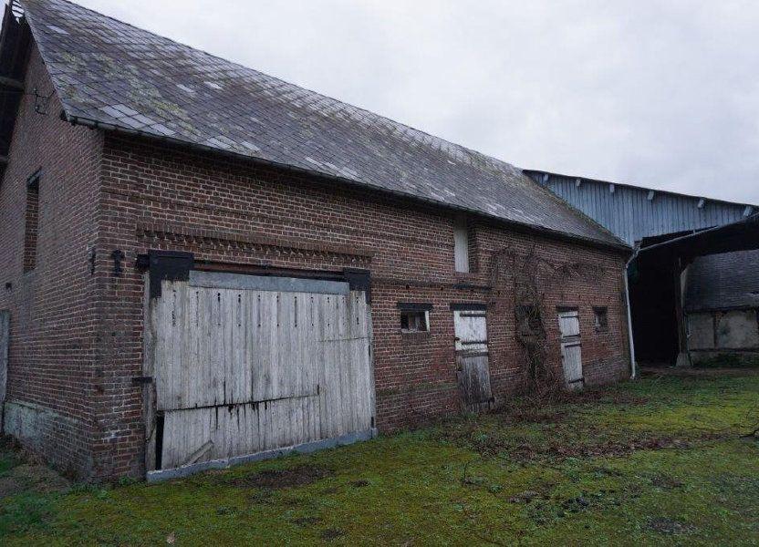 Maison à vendre 55m2 à Gournay-en-Bray