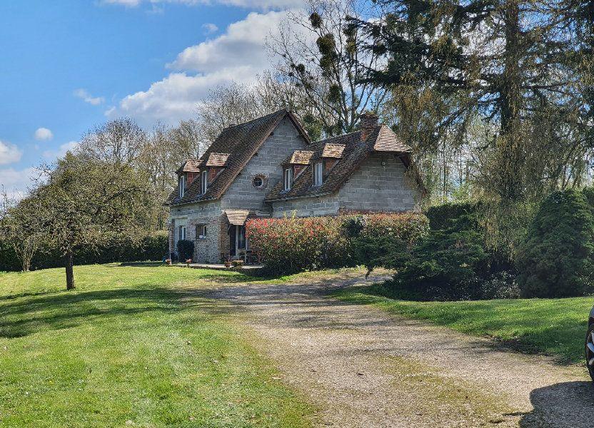 Maison à vendre 151.95m2 à Gisors