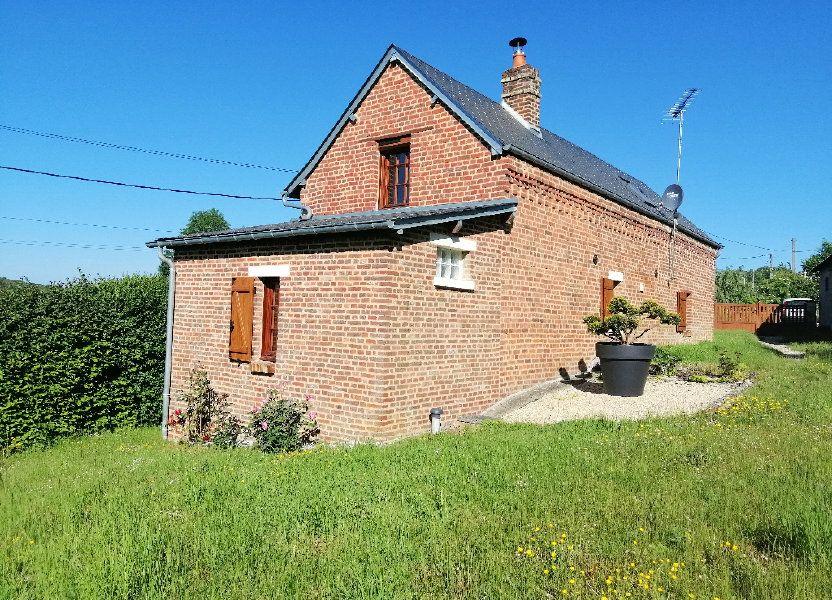 Maison à vendre 59m2 à Gournay-en-Bray