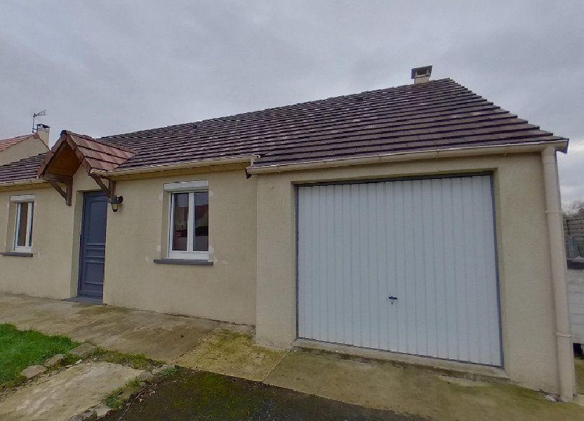 Maison à vendre 110m2 à Étrépagny