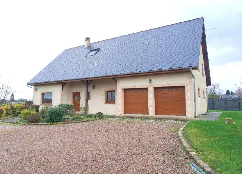 Maison à vendre 300m2 à Gournay-en-Bray