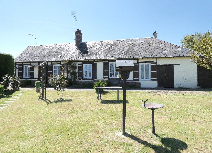 Maison à vendre 62.67m2 à Gournay-en-Bray