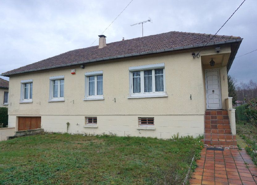 Maison à vendre 78m2 à Saint-Germer-de-Fly