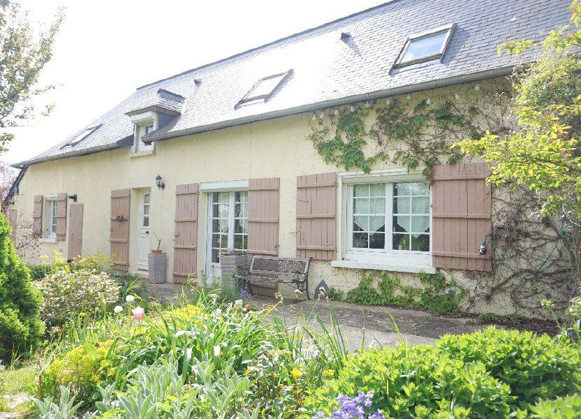 Maison à vendre 108.85m2 à Gournay-en-Bray