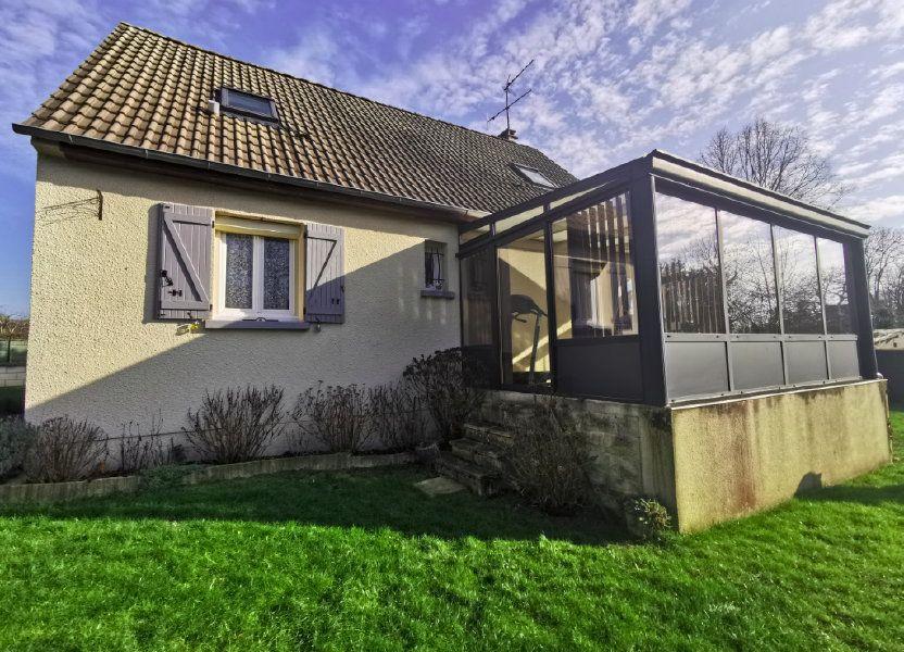 Maison à vendre 115m2 à Gisors