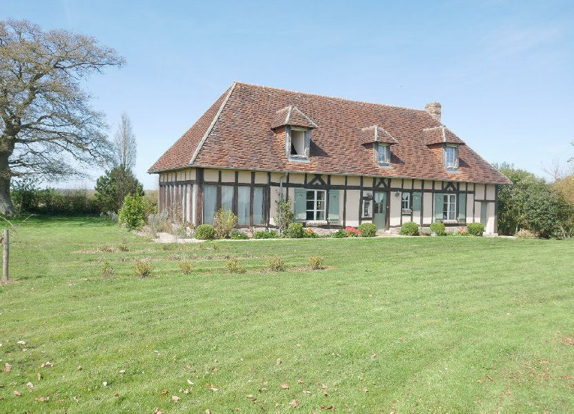 Maison à vendre 198m2 à Lyons-la-Forêt