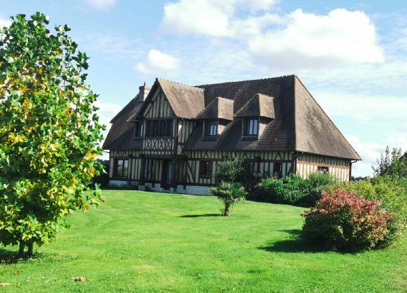 Maison à vendre 222m2 à Lyons-la-Forêt