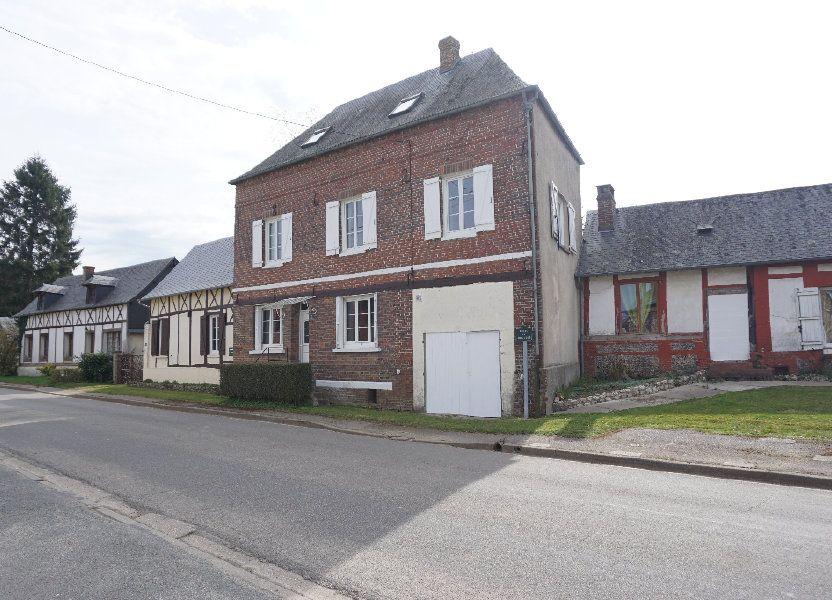 Maison à vendre 172m2 à Bézancourt