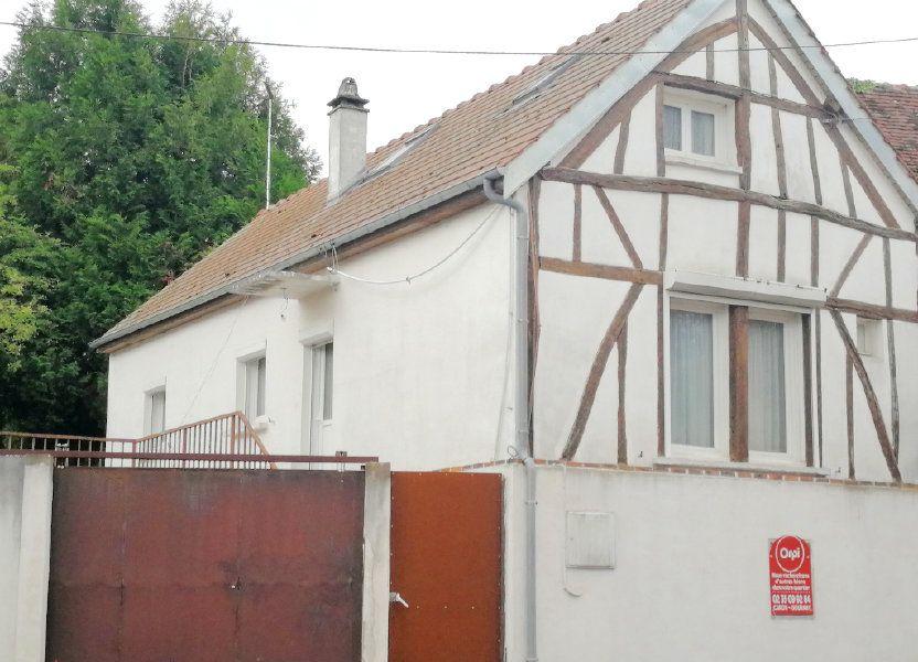 Maison à vendre 75m2 à Gournay-en-Bray
