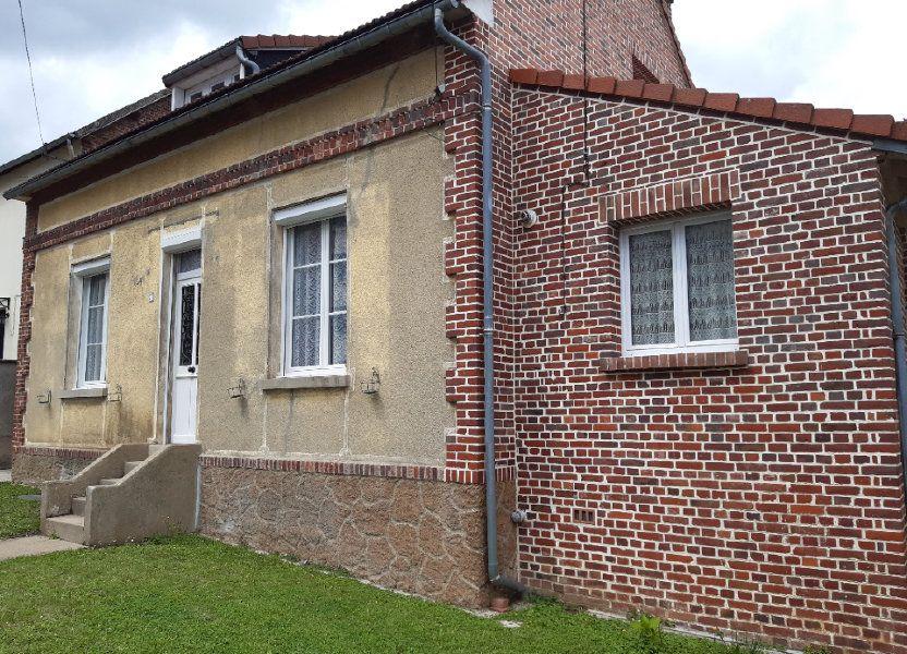 Maison à vendre 69m2 à Beauvais