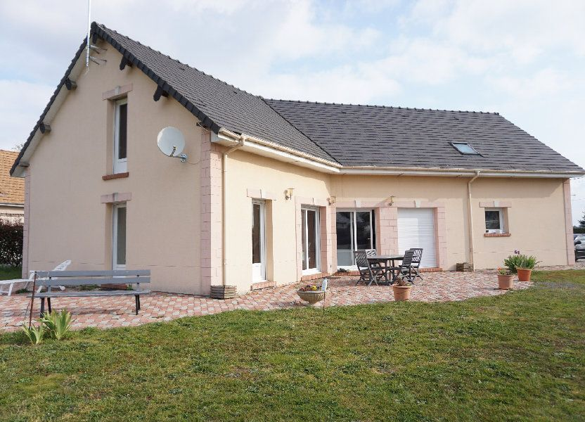 Maison à vendre 132.1m2 à Cuy-Saint-Fiacre