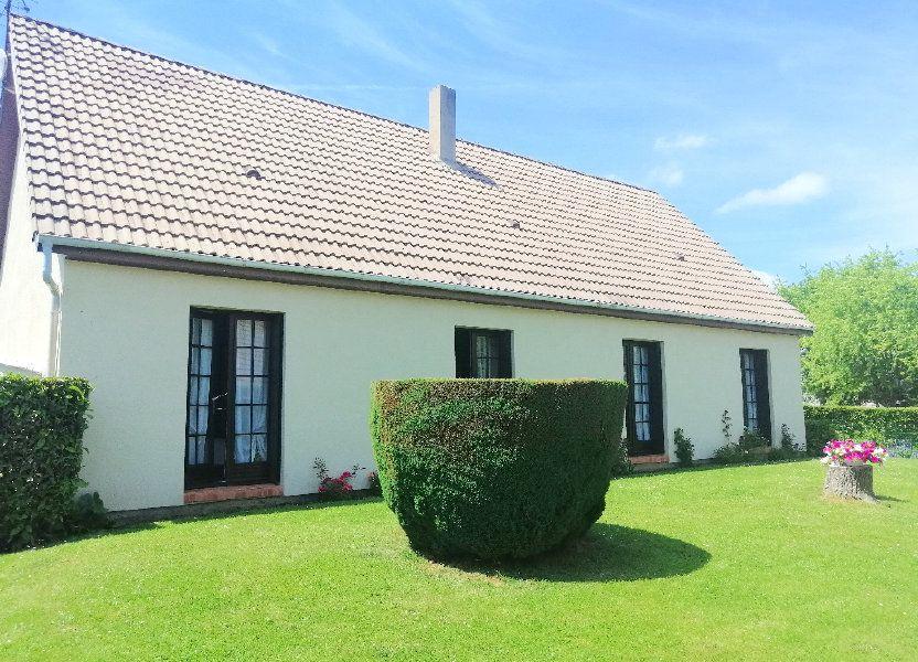 Maison à vendre 103.22m2 à Gournay-en-Bray