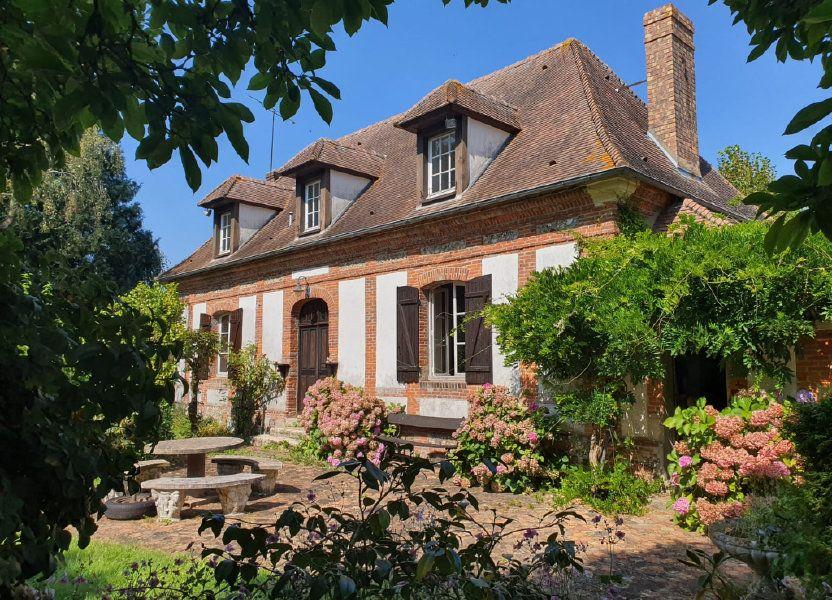 Maison à vendre 166m2 à Gournay-en-Bray