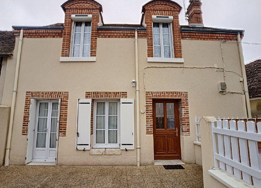 Maison à vendre 82.93m2 à Loreux
