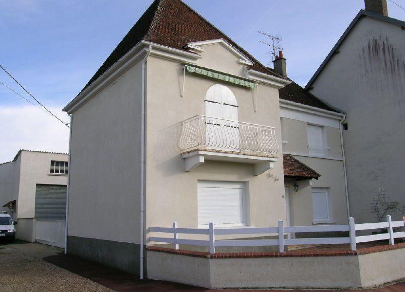 Maison à louer 90m2 à La Vernelle
