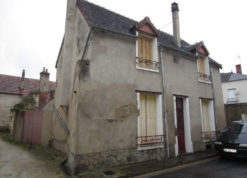 Maison à vendre 59.5m2 à Selles-sur-Cher