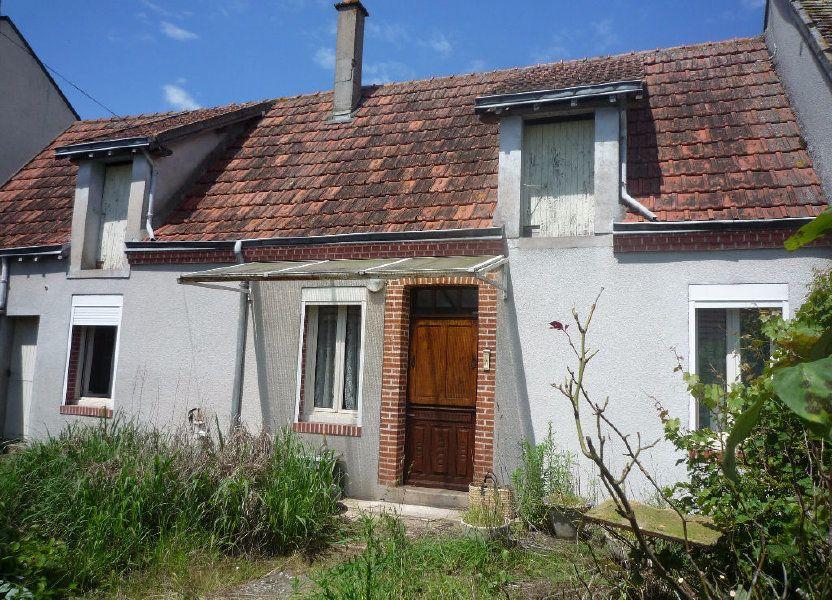 Maison à vendre 78m2 à Châtres-sur-Cher
