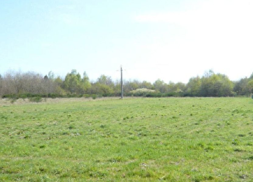 Terrain à vendre 4506m2 à Vernou-en-Sologne