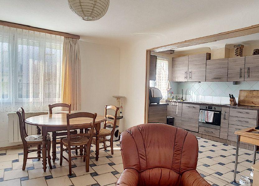 Maison à vendre 85.95m2 à Saint-Aignan