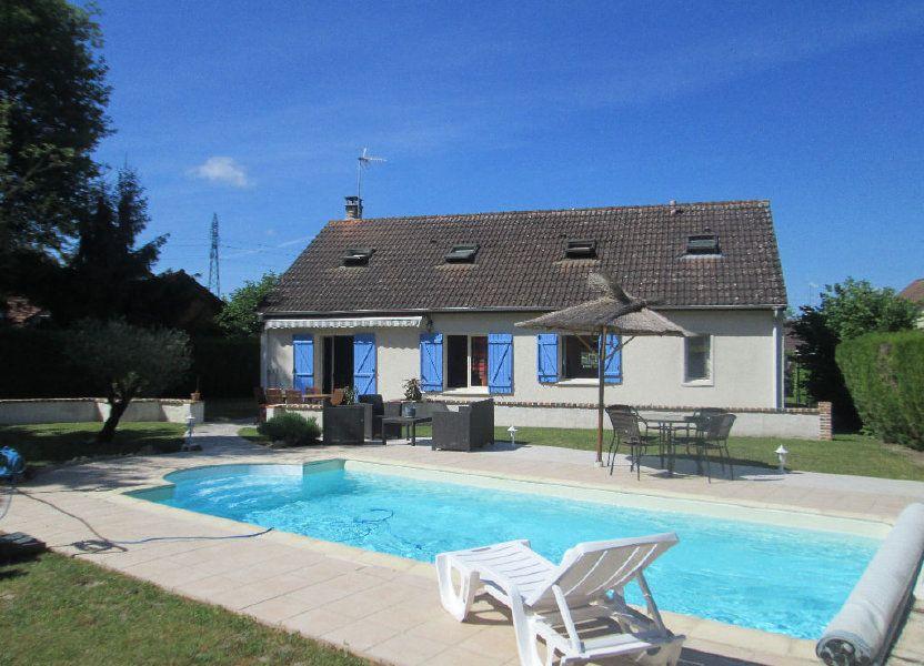 Maison à vendre 130m2 à Romorantin-Lanthenay