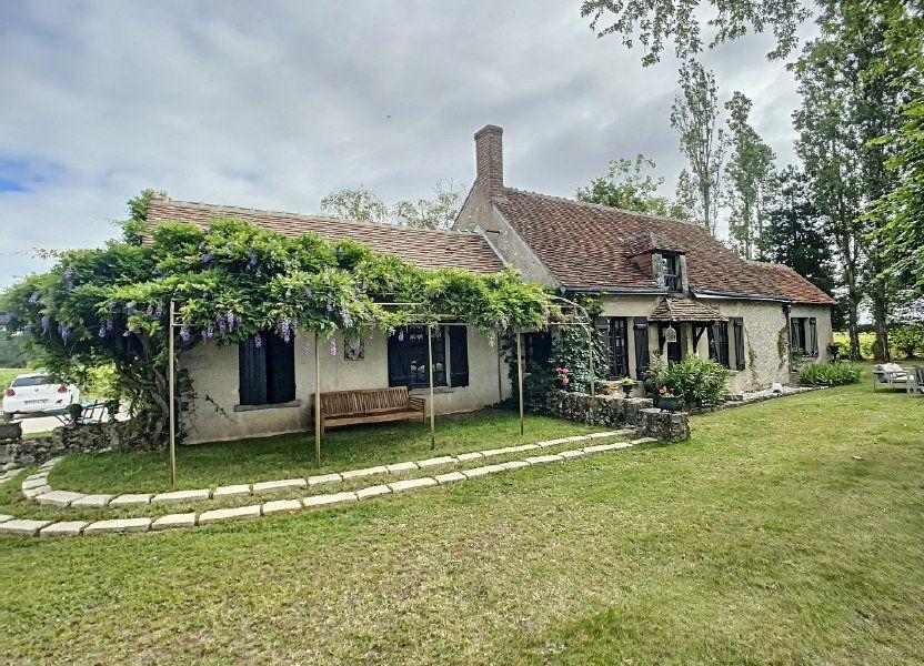 Maison à vendre 159m2 à Chémery