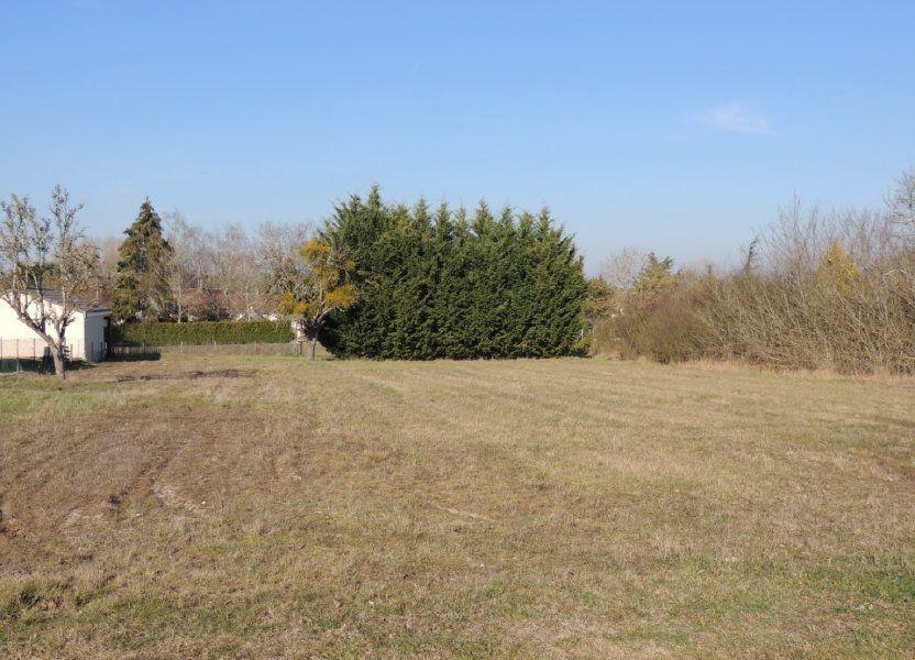 Terrain à vendre 1399m2 à Selles-sur-Cher