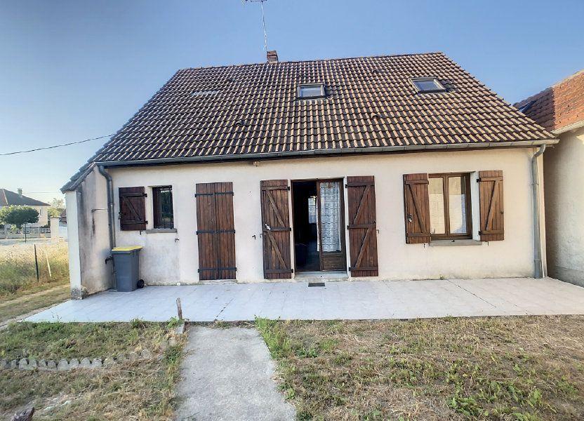 Maison à vendre 106m2 à Chabris