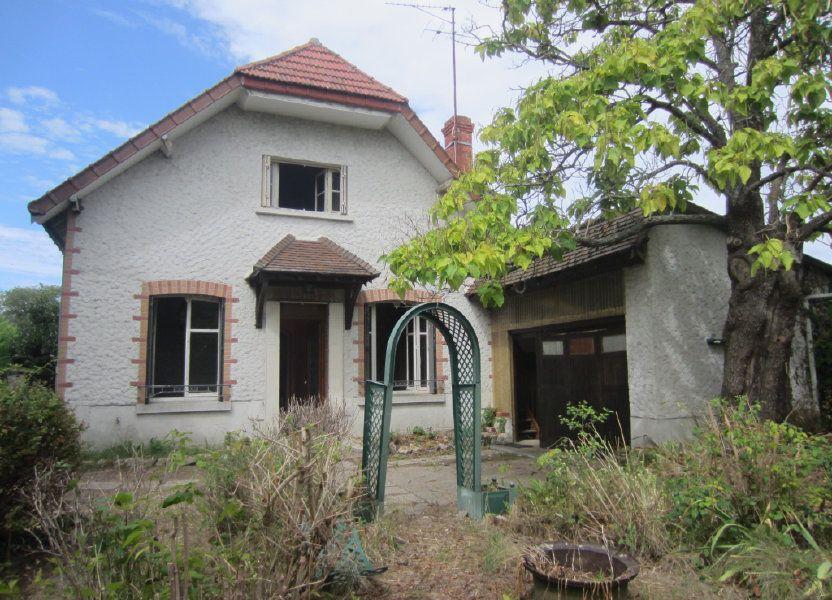 Maison à vendre 69.12m2 à Selles-sur-Cher