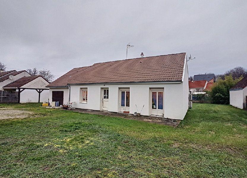 Maison à vendre 88m2 à Saint-Julien-sur-Cher