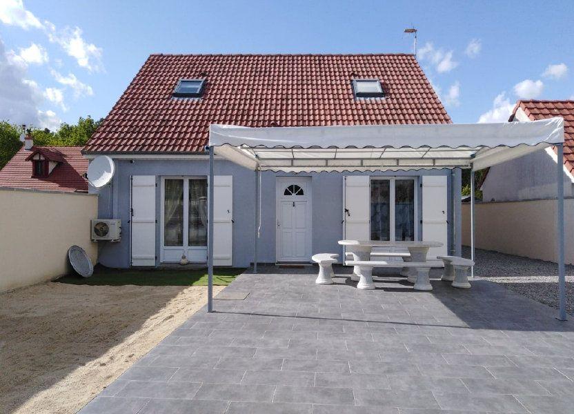 Maison à vendre 102.64m2 à Selles-sur-Cher