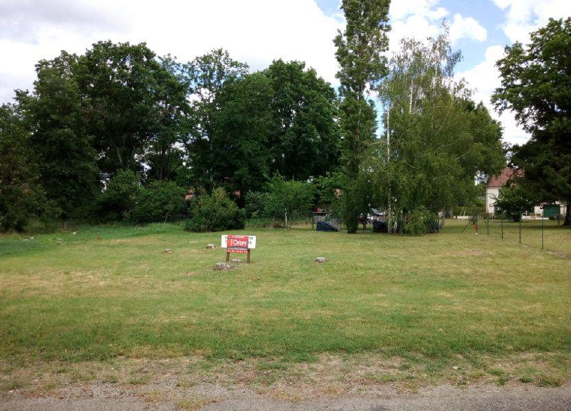 Terrain à vendre 590m2 à Romorantin-Lanthenay