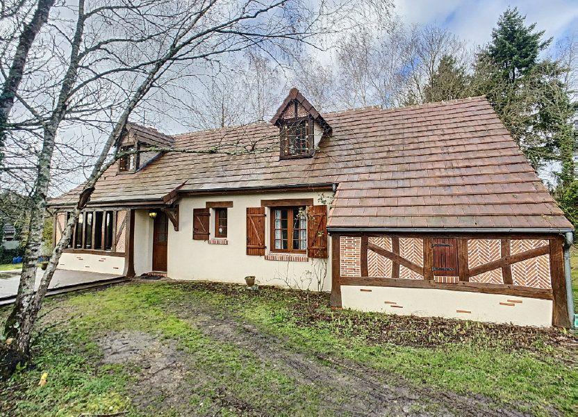 Maison à vendre 111.12m2 à Villefranche-sur-Cher