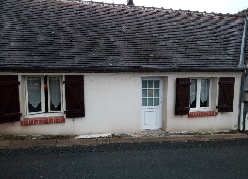 Maison à vendre 89.34m2 à Saint-Julien-sur-Cher