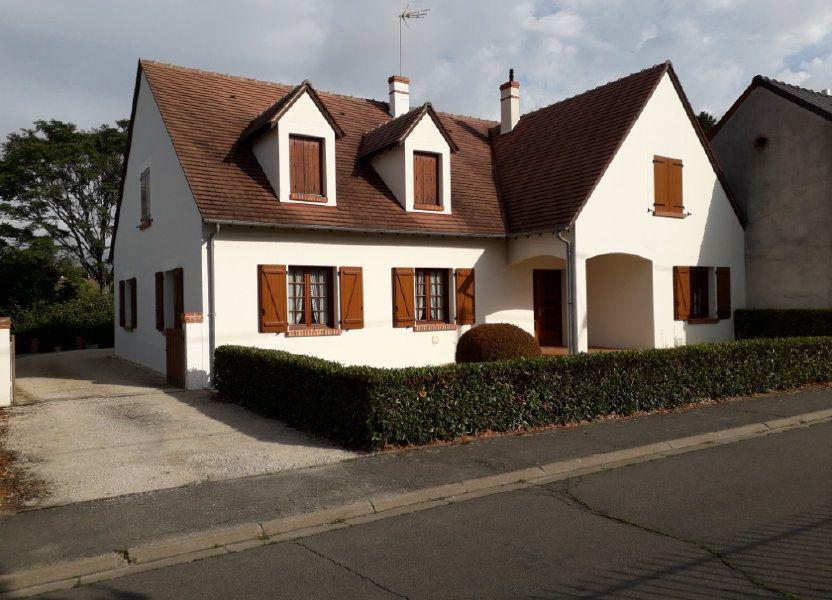 Maison à vendre 214.09m2 à Romorantin-Lanthenay
