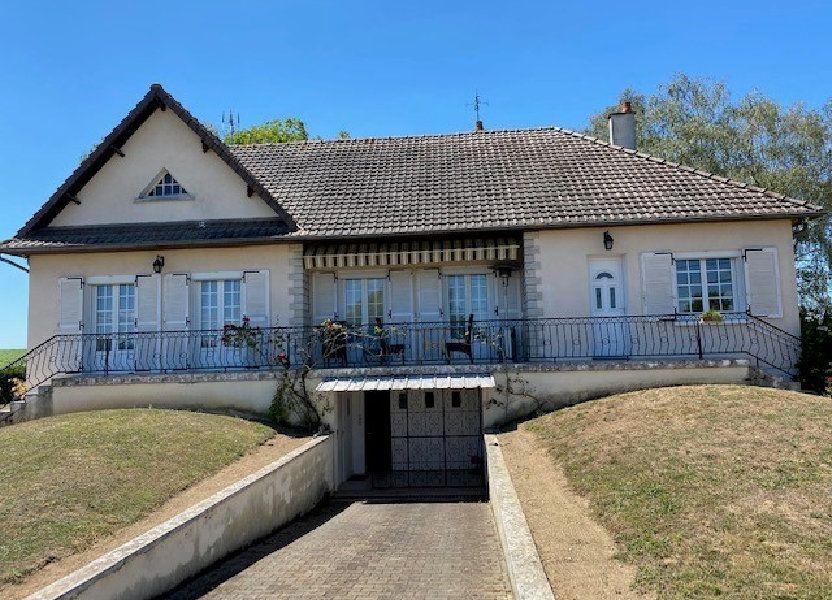 Maison à vendre 124m2 à Anjouin