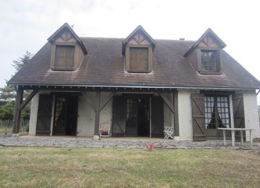 Maison à vendre 163.95m2 à Selles-sur-Cher