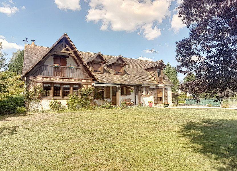 Maison à vendre 207.12m2 à Pruniers-en-Sologne